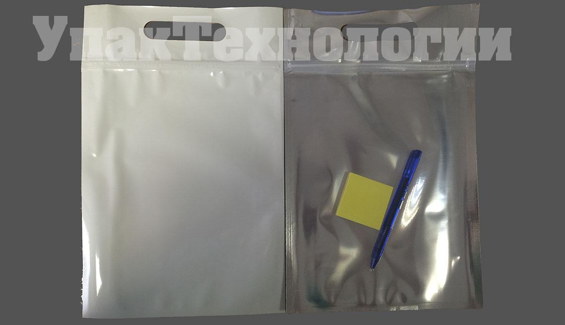 Пакет многослойный с ручкой